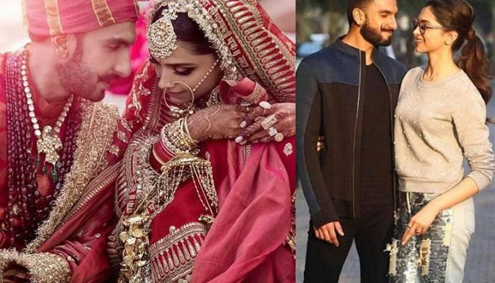 This Is What Ranveer Singh S Father Said To His Bahu Deepika Padukone Right After The Wedding Ranveer Singh Singh Deepika Padukone