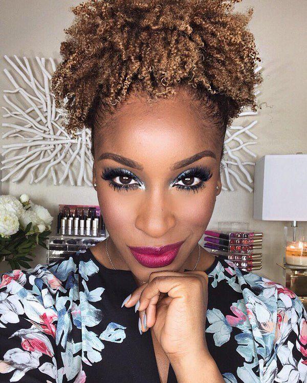 Makeup Gurus On Youtube: 118 Best Top Black Makeup Gurus Images On Pinterest