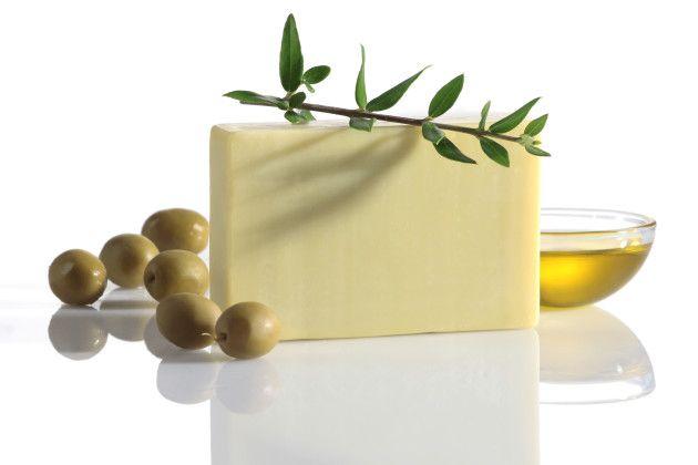Ekstra virgin olivenolje såpe - Manna Nettbutikk
