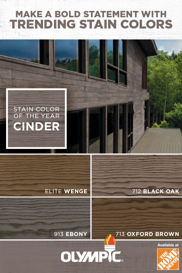 Dark Weathered Stain Colors Stain Colors Outdoor Gardens Landscaping Exterior