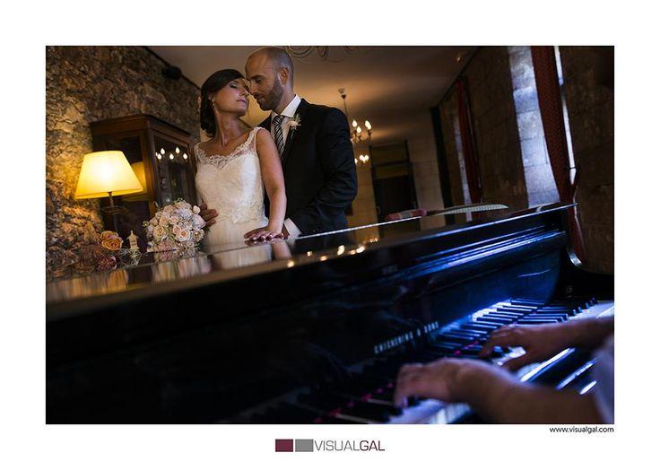 Un instante de la boda de Edu y Bea.#visualgal #inspiration #boda   http://www.visualgal.com
