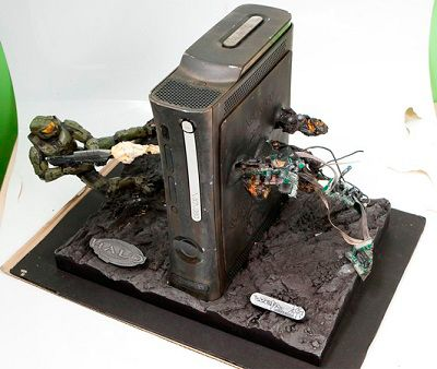 very cool Xbox 360 Mod by Richard Taylor