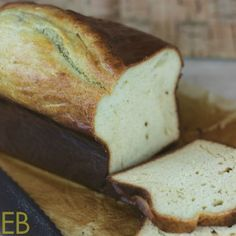 Here's grain-free white bread with nutrition, bread that tastes of challah when made with honey, bread that's great for sandwiches, or alongside soup. You'll love how this bread rises suuuper high, ballooning itself in the oven. And you'll need to shoo away the eager line that forms, those pesky family members who keep asking for one more slice.  Fast. ... Read More