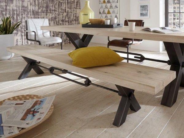 55 best images about esstische massiv on pinterest. Black Bedroom Furniture Sets. Home Design Ideas