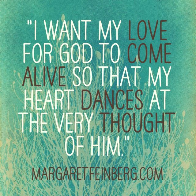 What's Your Greatest Heart Desire? Learning to Love God Above All Else