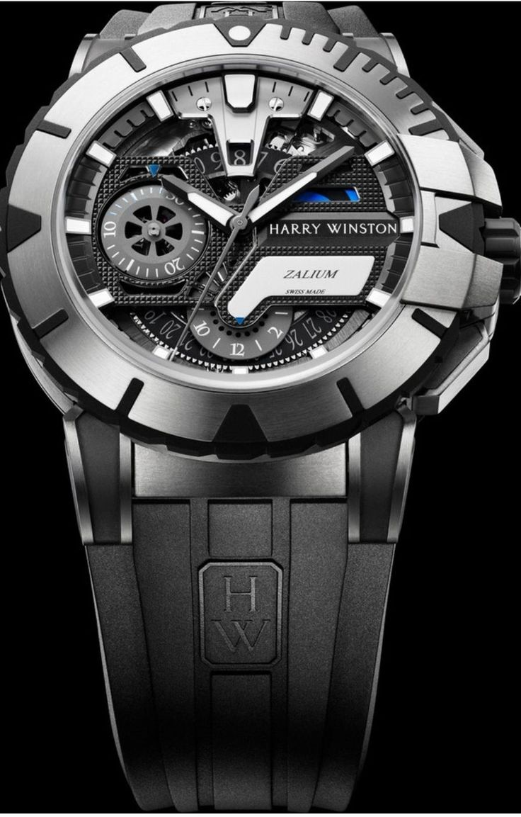 Harry Winston Ocean Sport Chrono in 2020 Harry winston