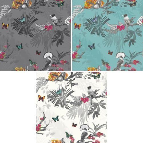 78 id es propos de papier peint oiseaux sur pinterest. Black Bedroom Furniture Sets. Home Design Ideas