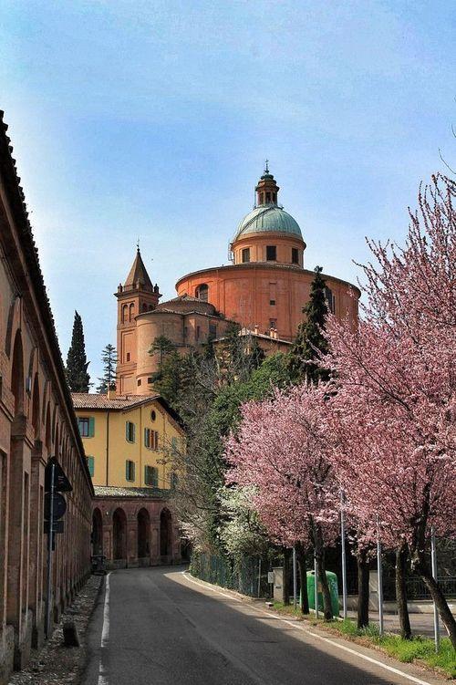 Bologna, Italy / Province of Bologna, Emilia Romagna San Luca Sanctuary