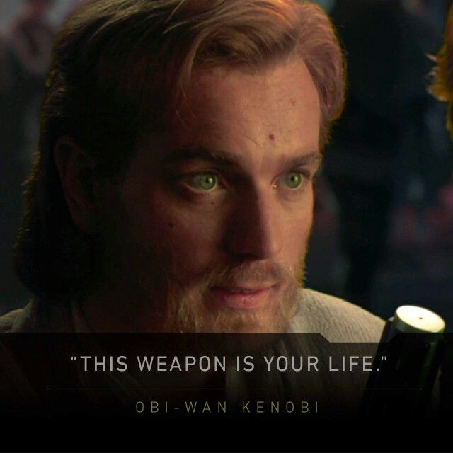 Famous Obi Wan Quotes: 92 Best Images About OBI WAN KENOBI On Pinterest