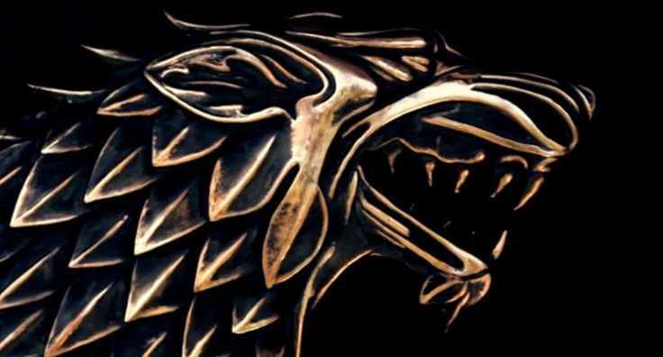 Direwolf: How to Make the Stark's Emblem from Game of Thrones