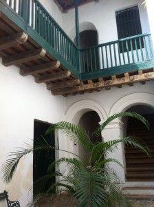 Internal Balcony at Casa Gongora, Casco Viejo Panama