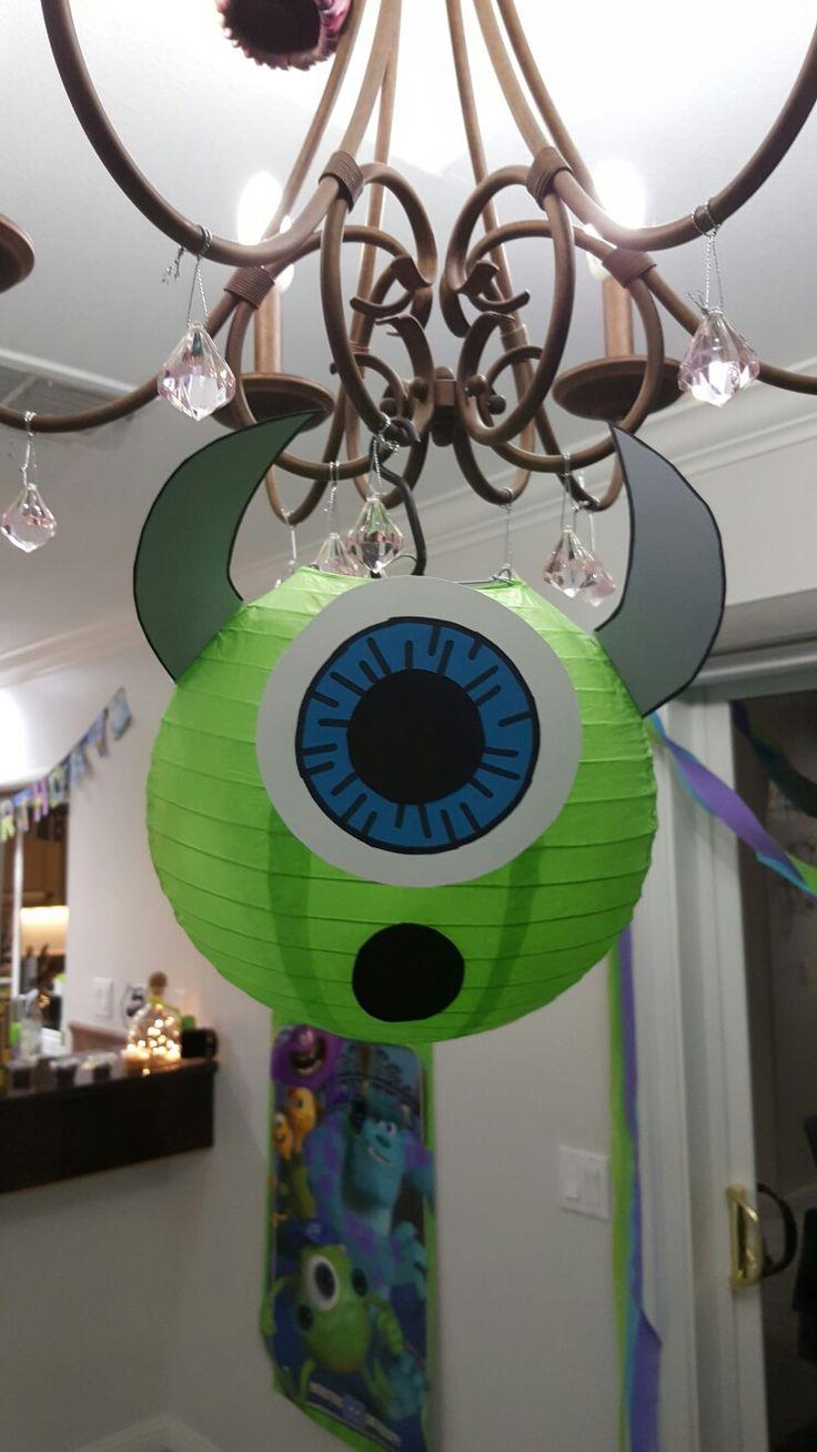 21 besten Monsters Inc Birthday Party Bilder auf Pinterest
