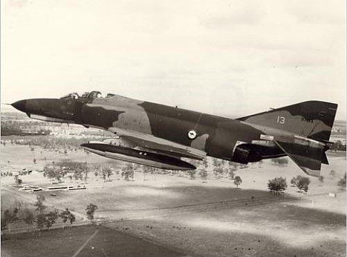 RAAF F-4 Phantom II