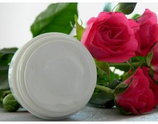 Crema de zi antirid, argan, colagen & hialuron - La Vie en Rose