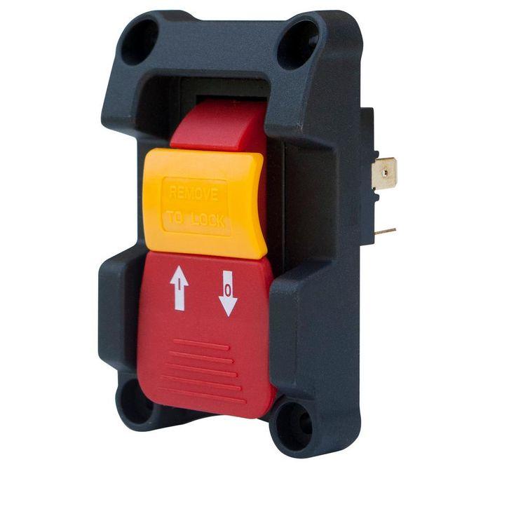 POWERTEC Safety Locking Switch