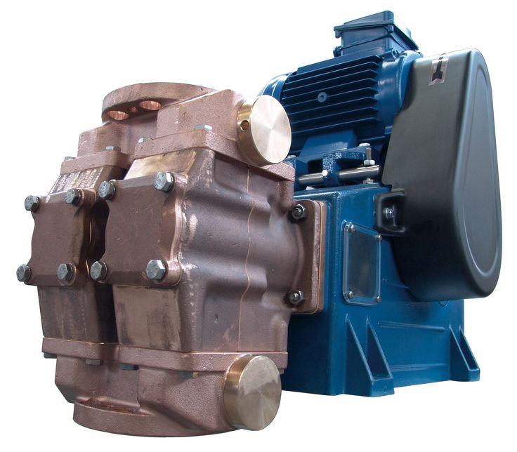 Pompa Bicilindrica a Doppio Effetto MC-85