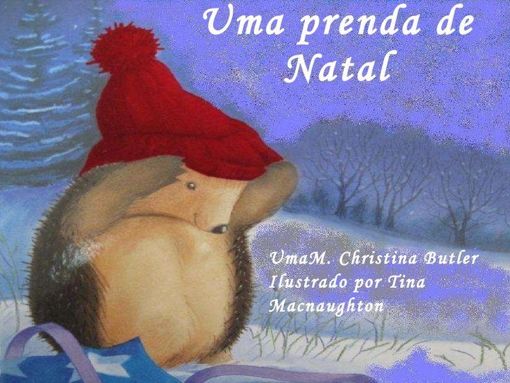 Uma Prenda de Natal by Biblioteca Escolar Sobreira via slideshare