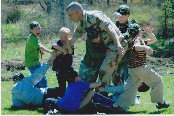 8th Army Birthday Party Birthday Party Ideas | Photo 7 of 11