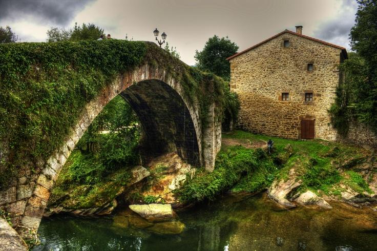 Liérganes #Cantabria #Spain #Travel