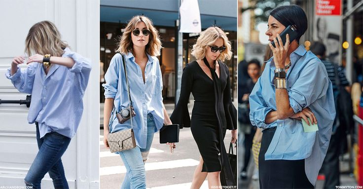 A staple for effortless, borrowed-from-the-boys style, if you've always felt a little lost when it comes to styling an oversized shirt, we're here to help. From adding accessories to clever tricks, here's how to wear the look for spring…