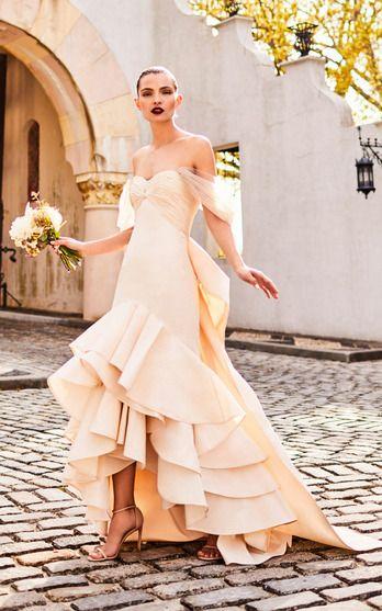 Johanna Ortiz Noches de Andalousia dress