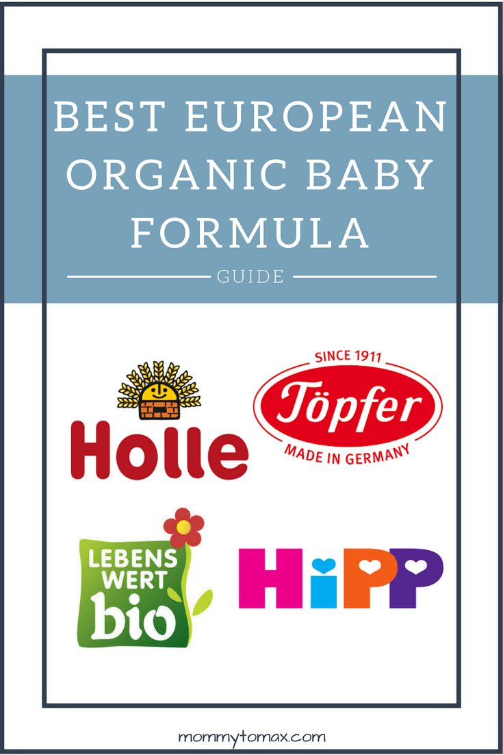 Read my guide to find out more about the top European organic baby formulas. I discuss the pros and cons of each brand and break down the ingredients list. I also recommend a couple of great vendors that you can buy the formula from.