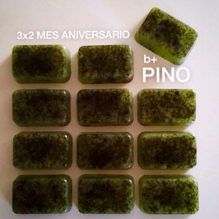 Pinetree soap