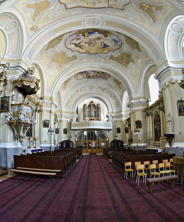 The Roman Catholic Church of Holy Trinity and Franciscan Monastery (Old Catholic Church) — sycultour.eu