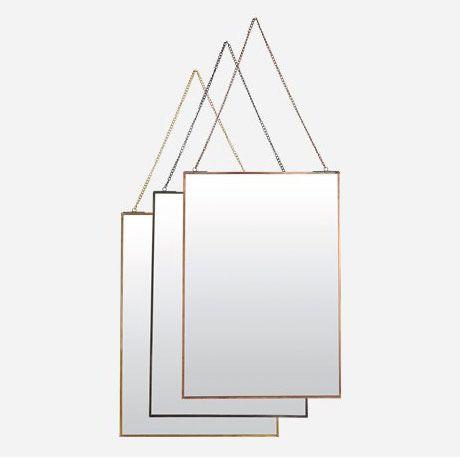 Simple Spegel, Mässing - House Doctor - House Doctor - RoyalDesign.se