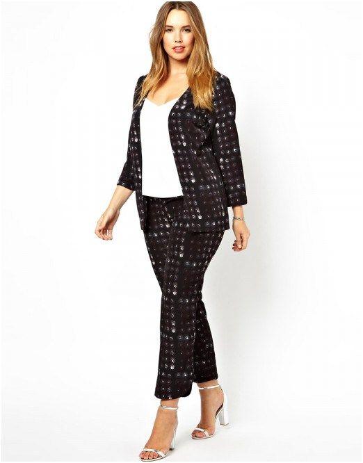 10 Fresh Plus Size Work Pants for Women