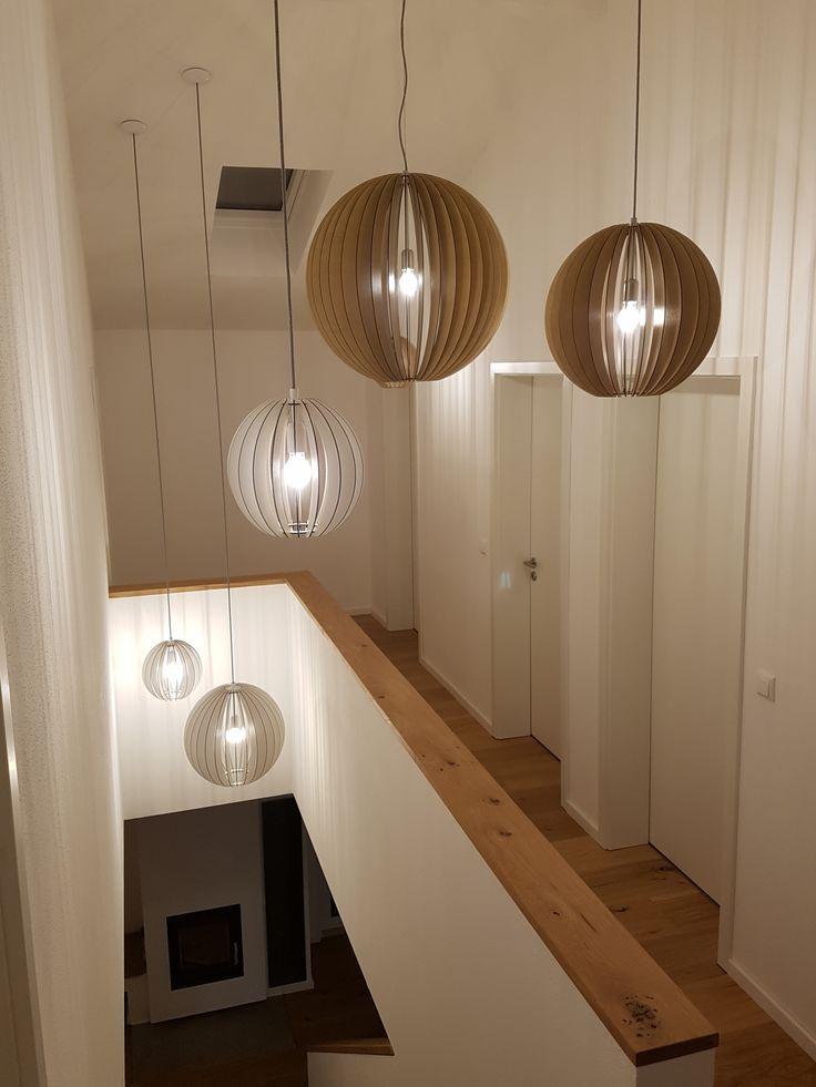 Treppenlicht Aus Holz Aus Holz Pendelleuchtentreppenhaus Treppenlicht Treppenhaus Beleuchtung Treppe Haus Lampen Treppenhaus