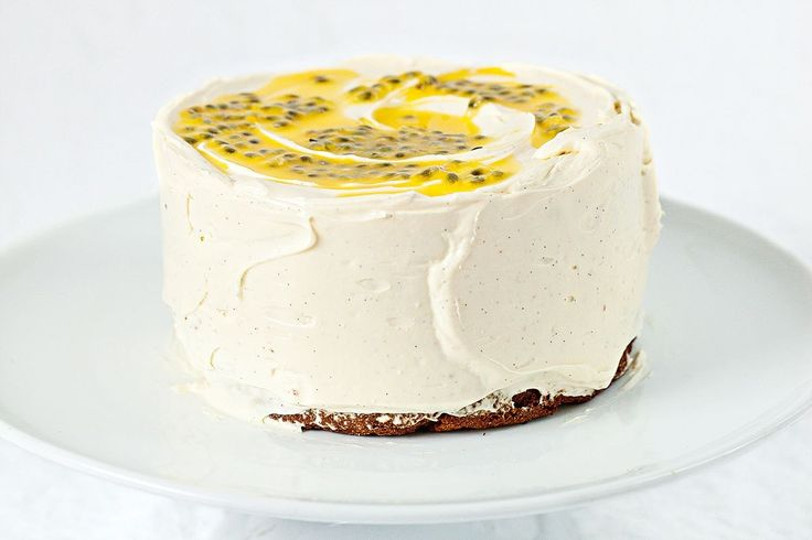 A luscious cake that's bursting with real fruit goodness! It's loaded with fresh chunks of sunny pineapple and scented with vanilla, capturing the magical essence of a tropical paradise by the ocean.  This recipe is an extract from Teresa Cutter's new cookbook, Healthy Baking - Cakes, Cookies + Raw ($69.95), available now.