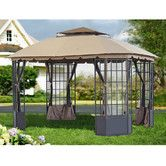 Found it at Wayfair - Chambord 12 Ft. W x 10 Ft. D Steel Gazebo