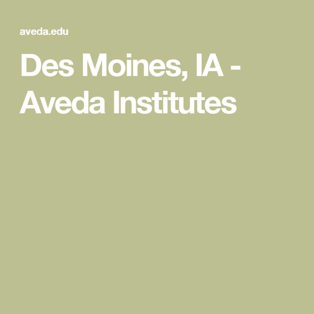 Des Moines, IA - Aveda Institutes