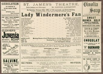 lilly langtree lady windermere's fan - Google Search