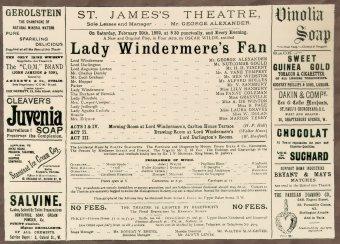 lilly langtree lady windermere's fan - Google Search
