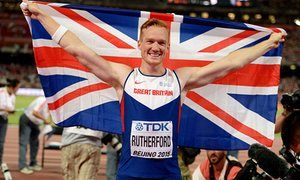 Greg Rutherford risks permanent hearing loss if he continues competing • Olympic champion still plans to go to Rio this summer • Rutherford says there is a one in four chance he will have lifelong affliction