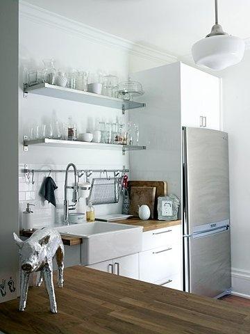 Die 145 besten Bilder zu Kitchen auf Pinterest Wasserhähne - ikea kleine küchen