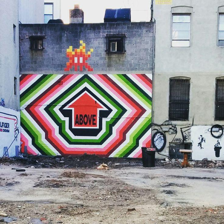 Street art NY
