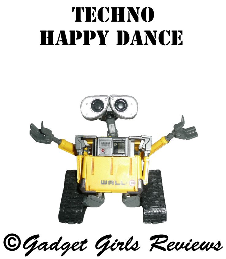 Every needs a happy dance!
