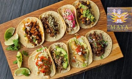 All you can eat tacos for 2 $18 south yara