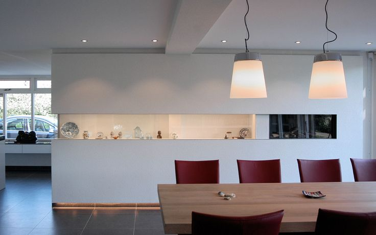 Modern nis in de wand wandverlichting indirecte for Interieur verlichting