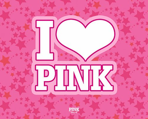 Victoria Secret Pink Collection - I can absolutely admit I have an addiction. Admitting you have a problem is a good start to treatment right? ;)