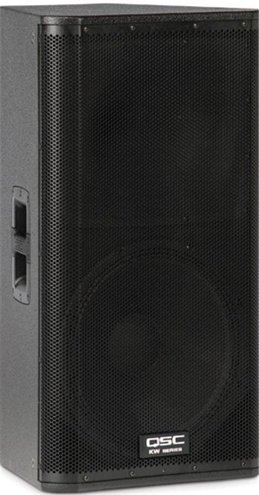 QSC KW152 15-Inch 2-Way KW Powered Speaker 1000W