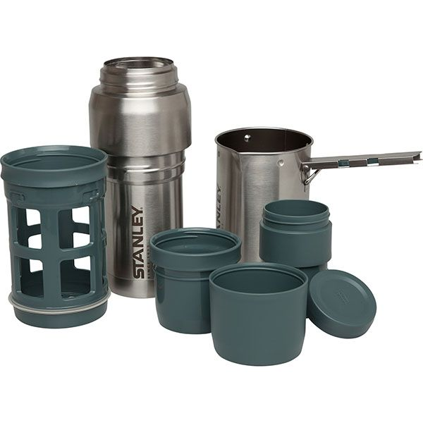 Stanley Mountain Vacuum Coffee System   Boiling pot + french press