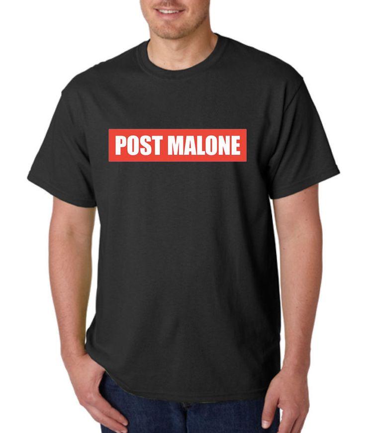 Post Malone Rockstar American Rapper Singer Funny T Shirt Best Birthday Gift #Money