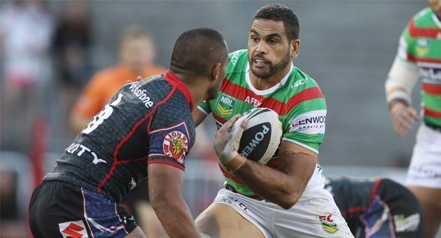 Rabbitohs Remain Undefeated After Narrow Win Over Warriors - Round Five, 2013