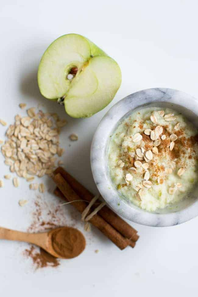Apple + Cinnamon Pore Cleansing Face Mask