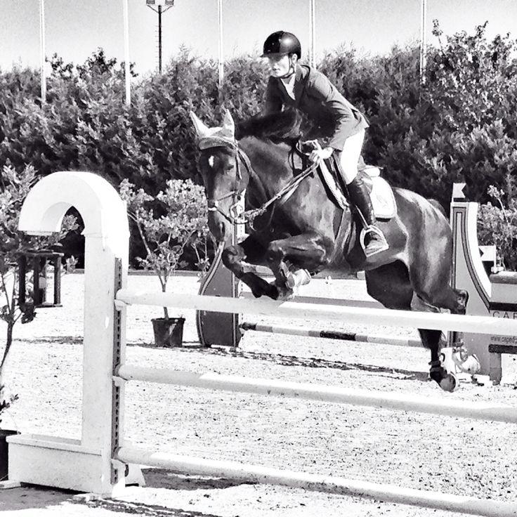 Ernesto Vacirca e Zeta  Jumping horses