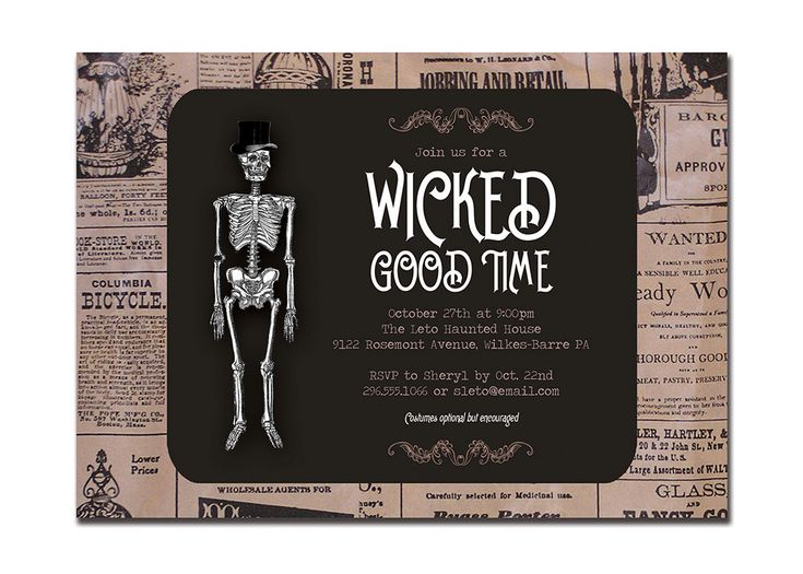 4cf69caced5f141712d6527ed4c399b0 adult halloween vintage halloween 32 best halloween parchment images on pinterest,Adult Party Invitations